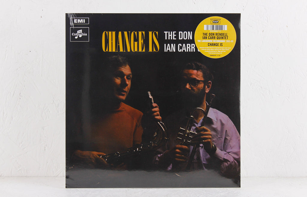 Change Is – Vinyl LP