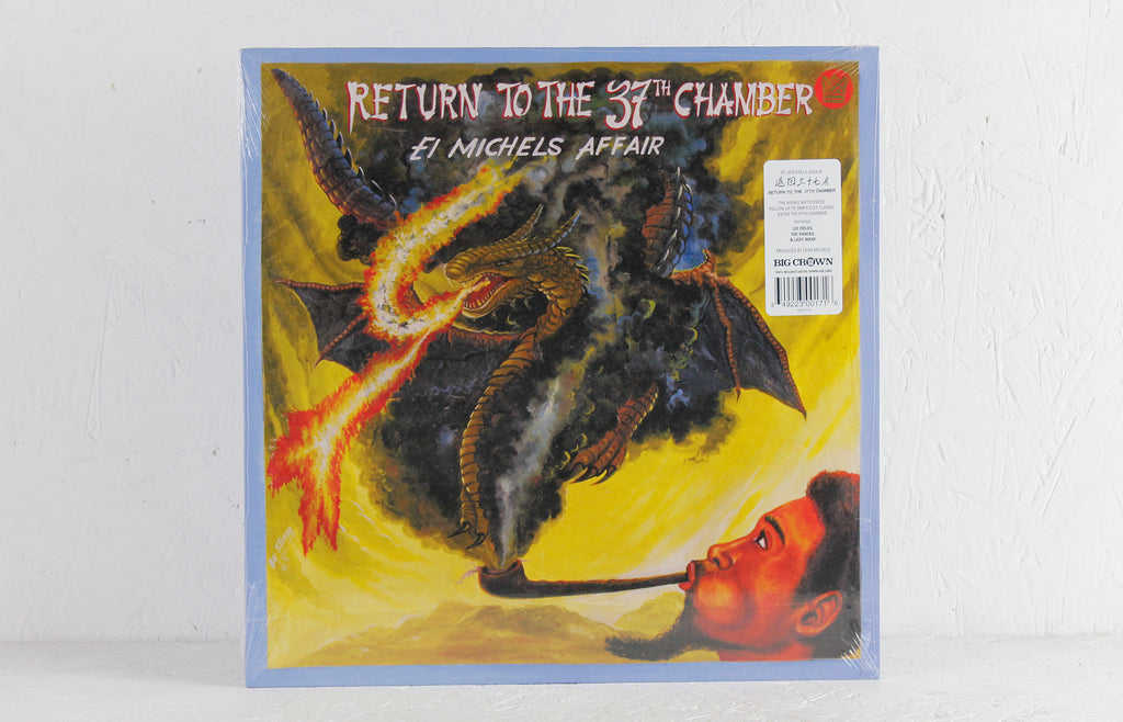 El Michels Affair ‎– Return To The 37th Chamber – Vinyl LP