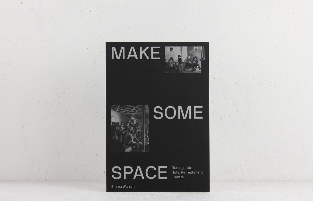 Make Some Space – Book