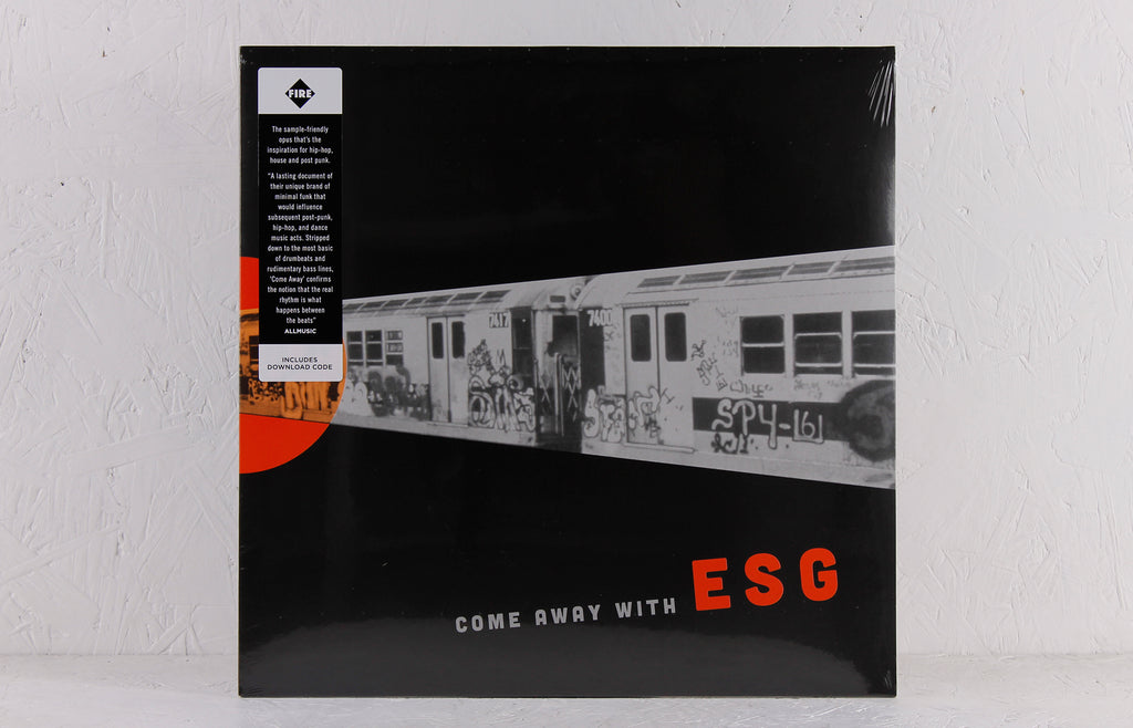 Come Away With ESG – Vinyl LP