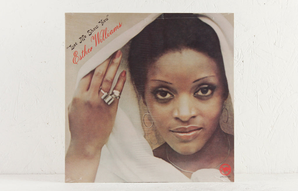 Esther Williams ‎– Let Me Show You LP