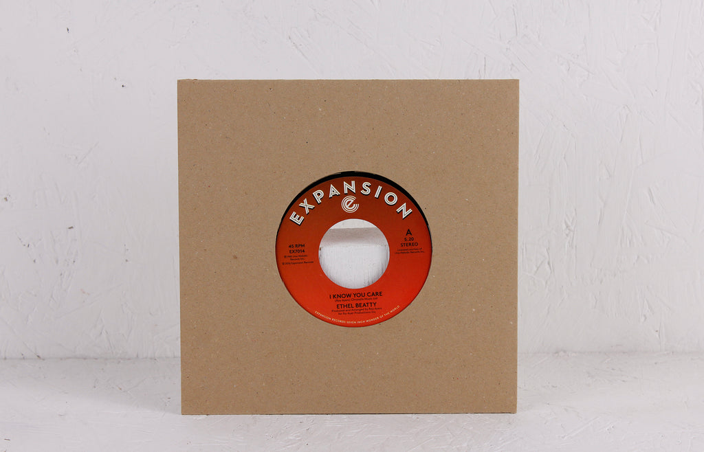 I Know You Care / It's Your Love – Vinyl 7""