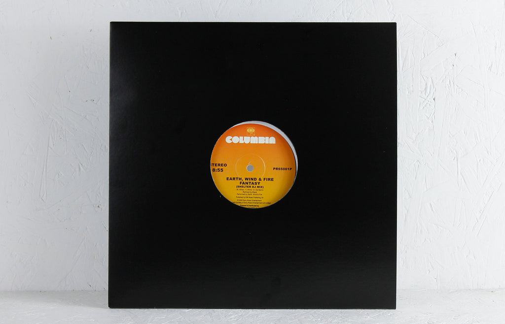 "Fantasy (Shelter DJ Mix) / Can't Hide Love (MAW Album Mix) – 12"" Vinyl"