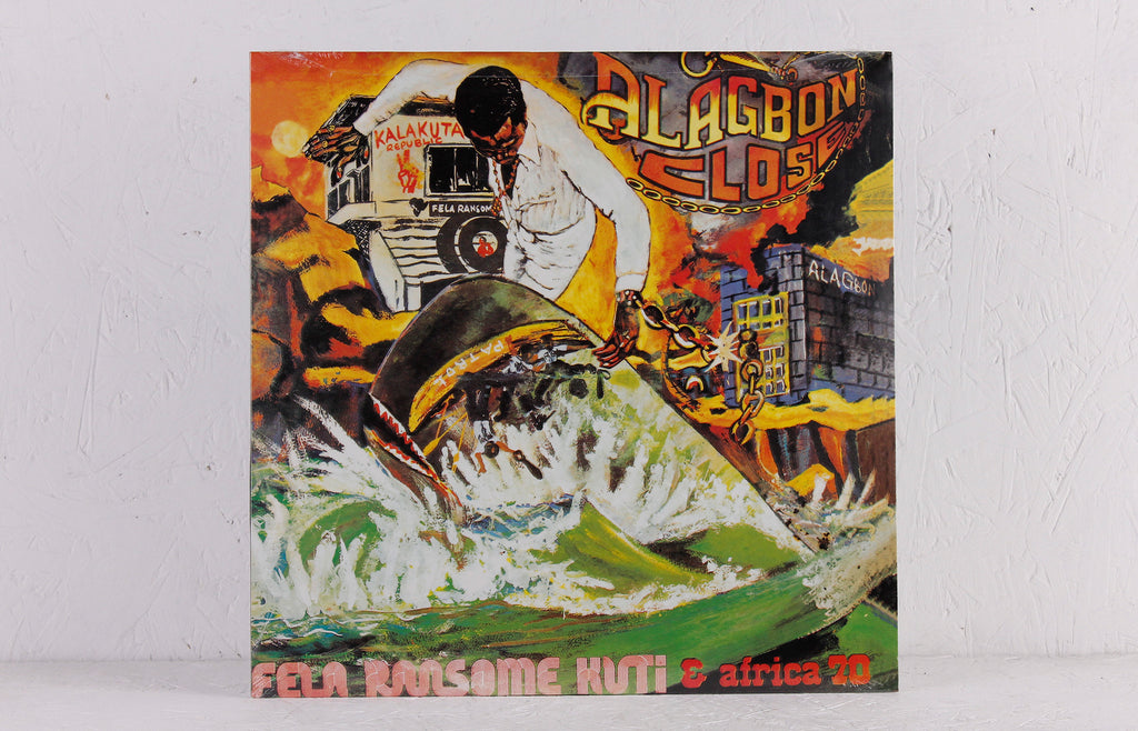 Fela Kuti & Africa 70 ‎– Alagbon Close – Vinyl LP