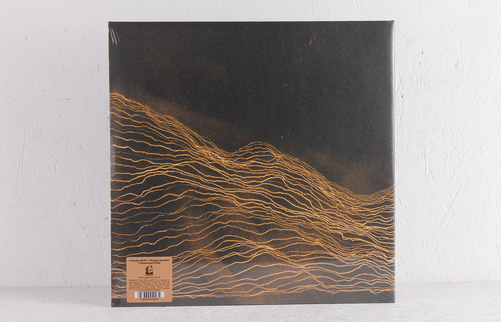 Floating Points – Reflections Mojave Desert – Vinyl LP + DVD
