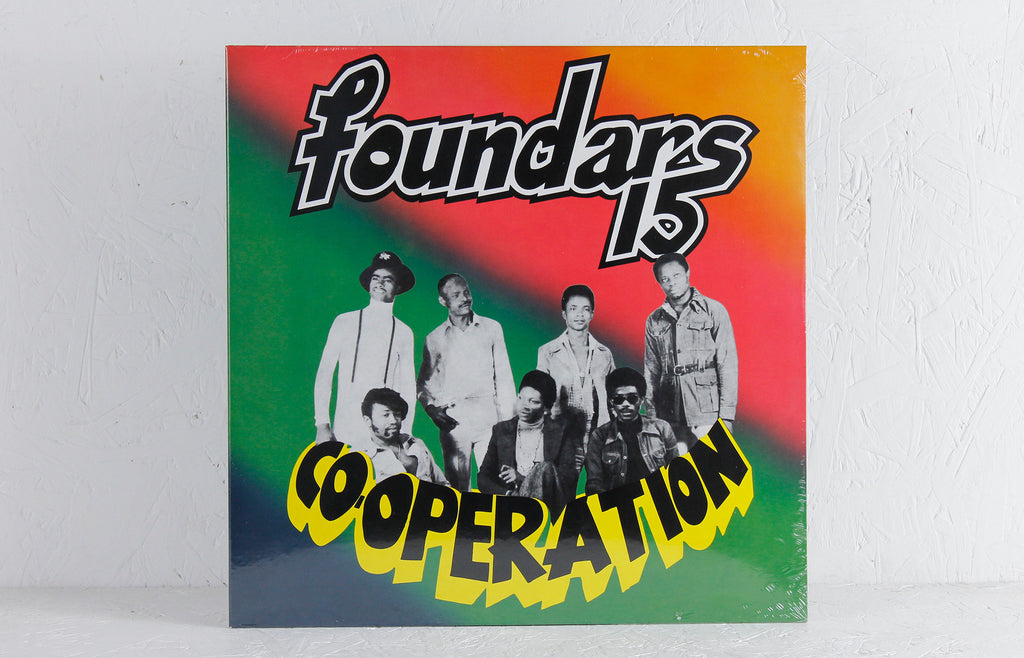 Co-Operation – Vinyl LP