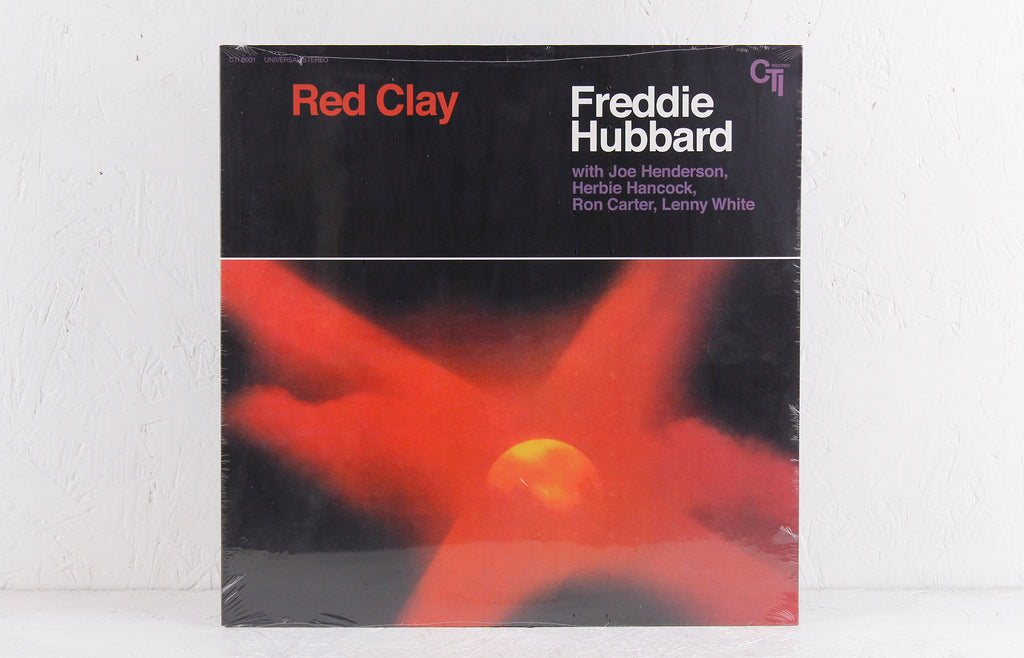Red Clay – Vinyl LP