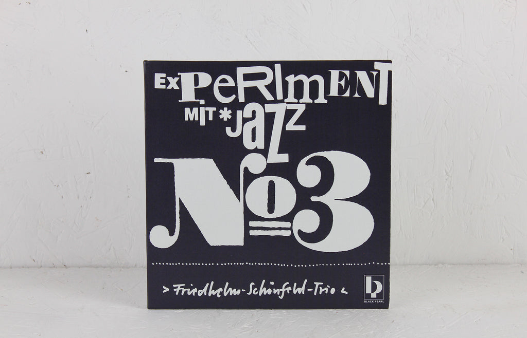 Experiment mit Jazz No. 3 – Vinyl 7""