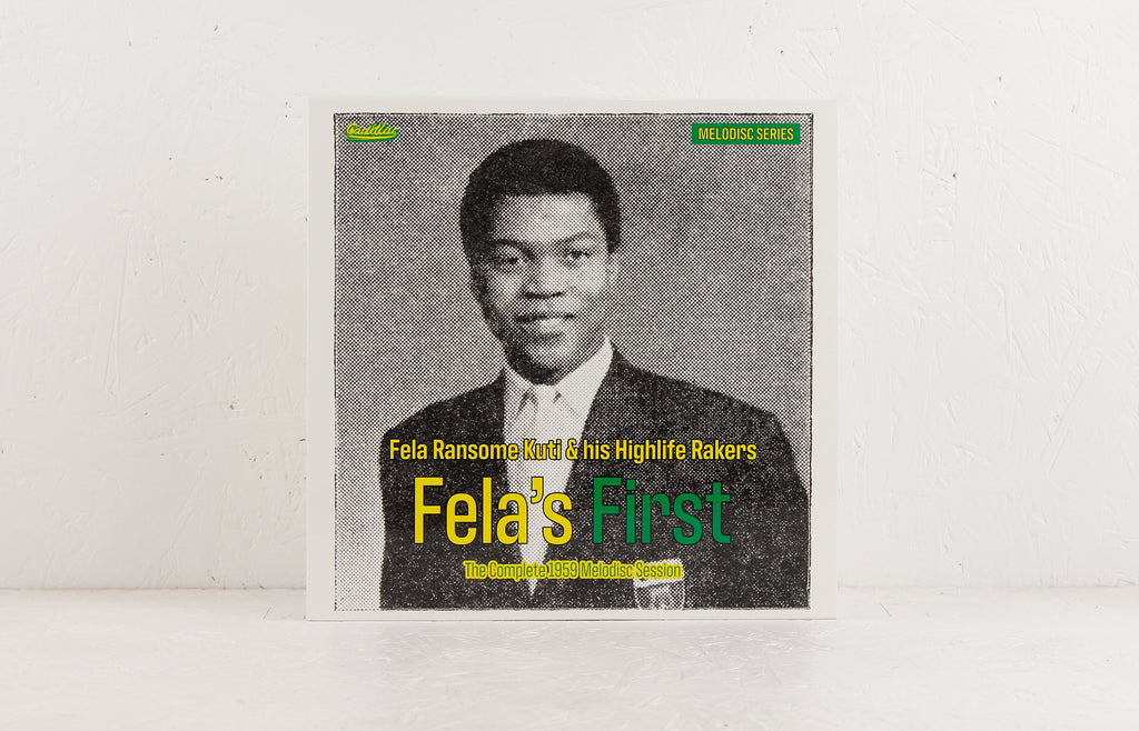 Fela's First - The Complete 1959 Melodisc Session – Vinyl 10""