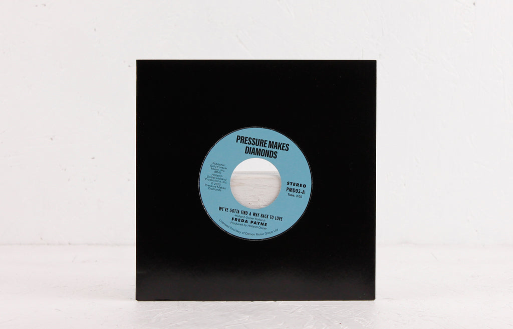 We've Gotta Find A Way Back To Love – Vinyl 7""