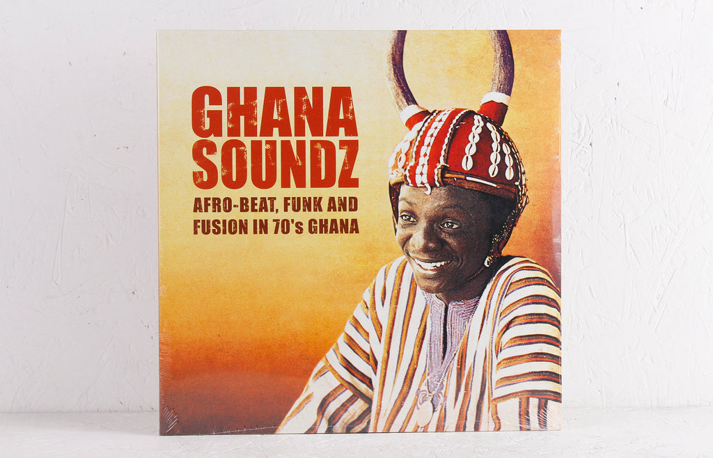 Ghana Soundz: Volume One – Vinyl 2-LP