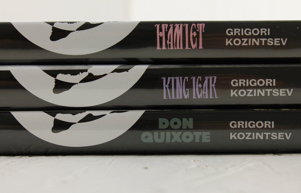 Grigori Kozintsev DVD collection: Don Quixote/King Lear/Hamlet