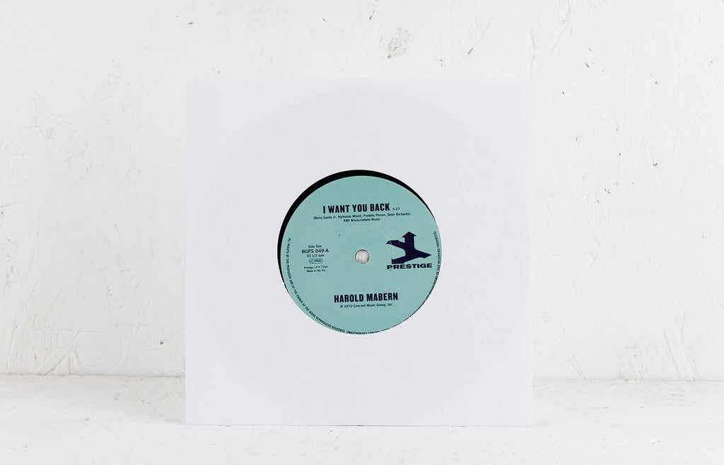 I Want You Back / Sister Janie – Vinyl 7""