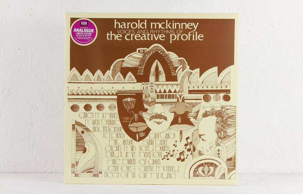 Voices & Rhythms Of The Creative Profile – Vinyl LP