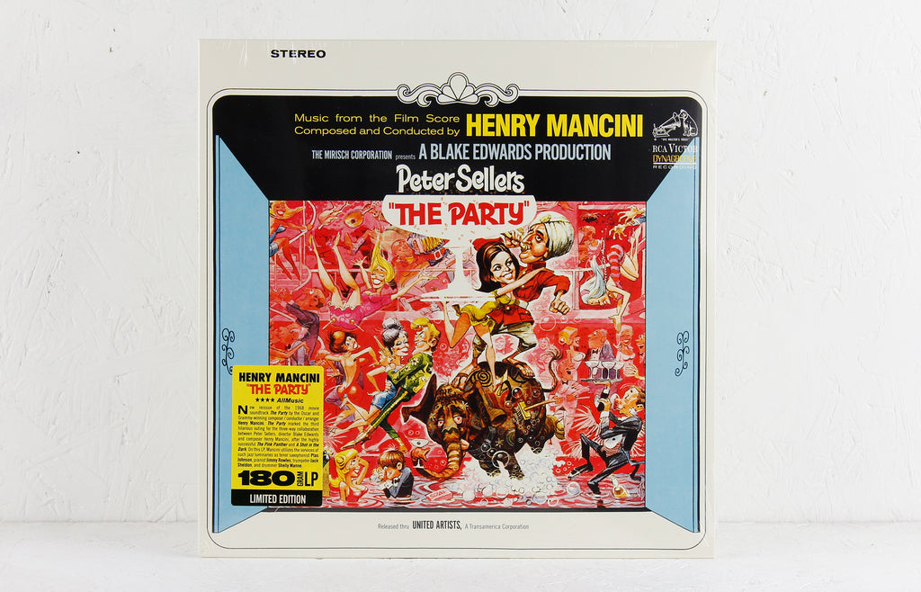 The Party (Music From The Film Score) – Vinyl LP