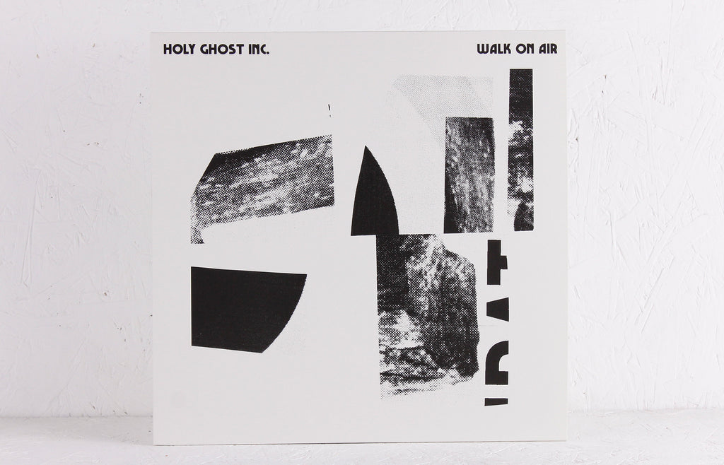 "Holy Ghost Inc. ‎– Walk On Air – 12"" Vinyl"