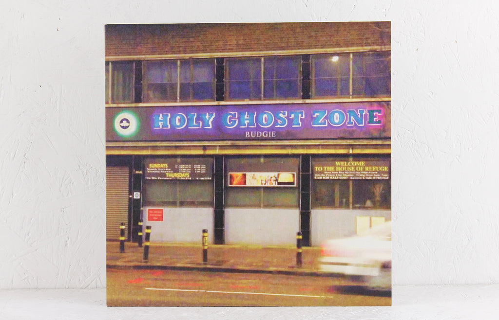 Holy Ghost Zone – Vinyl LP