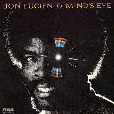 Jon Lucien ‎- Mind's Eye