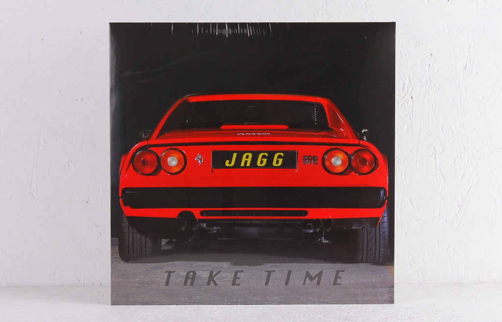 "Jagg ‎– Take Time – 12"" Vinyl"
