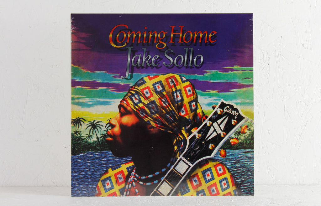 Jake Sollo ‎– Coming Home – Vinyl LP