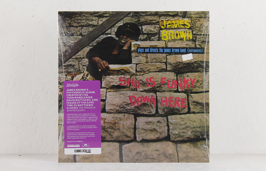Sho Is Funky Down Here – Vinyl LP
