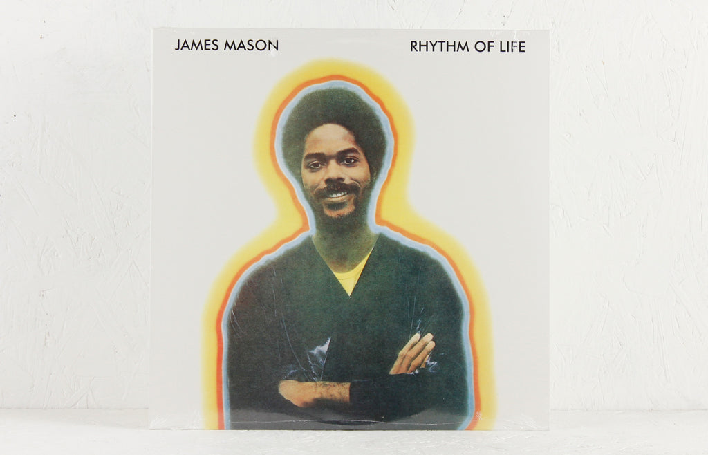 James Mason - Rhythm Of Life – Vinyl LP