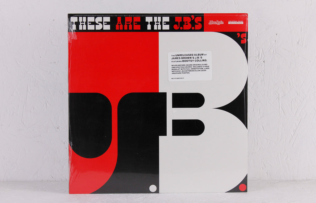 These Are The J.B.'s – Vinyl LP