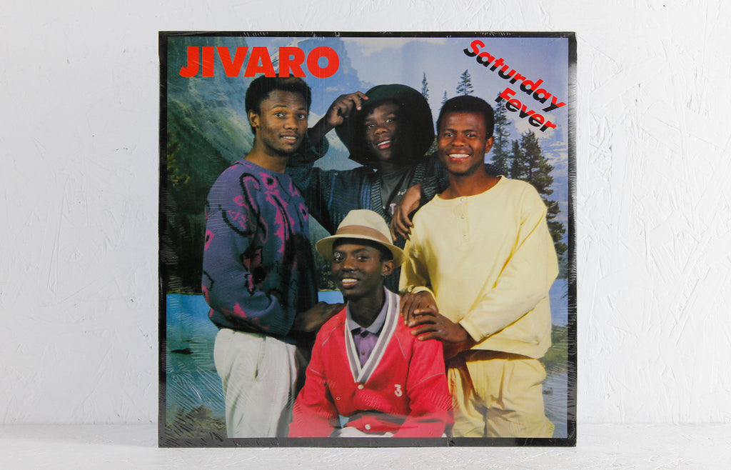 Jivaro ‎– Saturday Fever – Vinyl LP