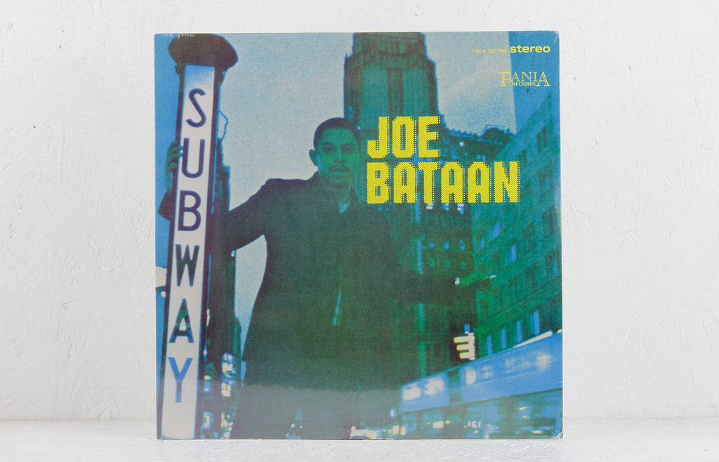 Subway Joe – Vinyl LP