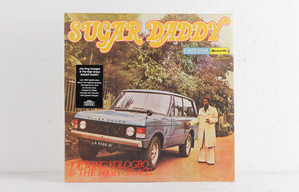 Joe King Kologbo & The High Grace ‎– Sugar Daddy – Vinyl LP