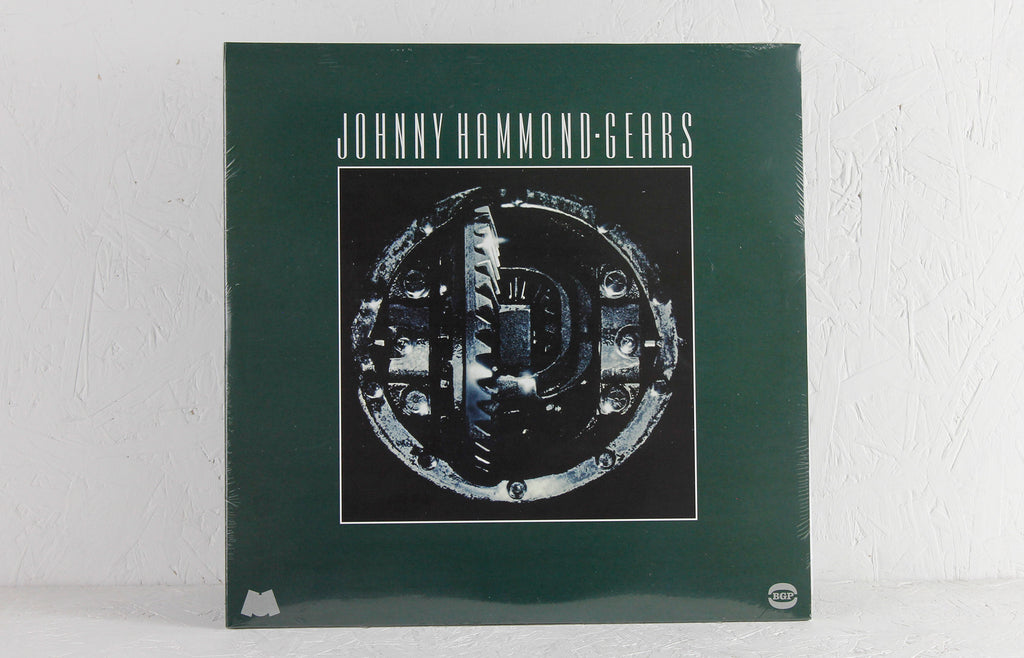 Johnny Hammond ‎– Gears – 2-LP Vinyl