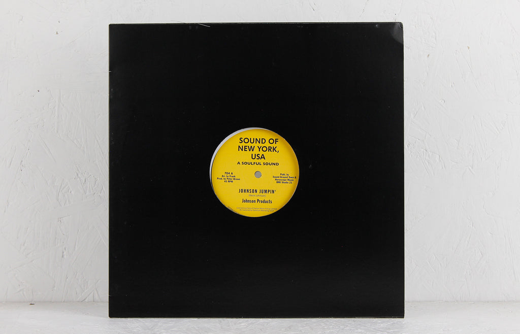 Johnson Jumpin' / Willie Rap – Vinyl 12""