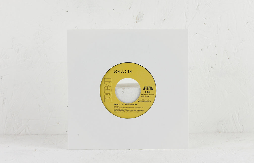 Would You Believe In Me / Kuenda – Vinyl 7""