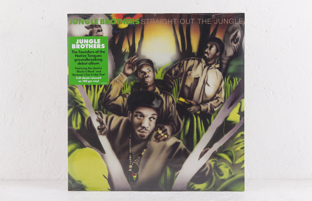 Straight Out The Jungle – Vinyl LP