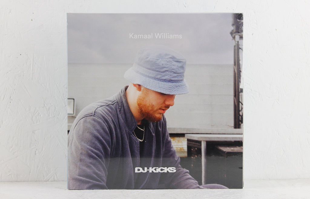 Kamaal Williams DJ Kicks – Vinyl 2LP