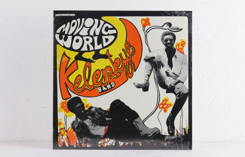 Kelenkye Band – Moving World – Vinyl LP