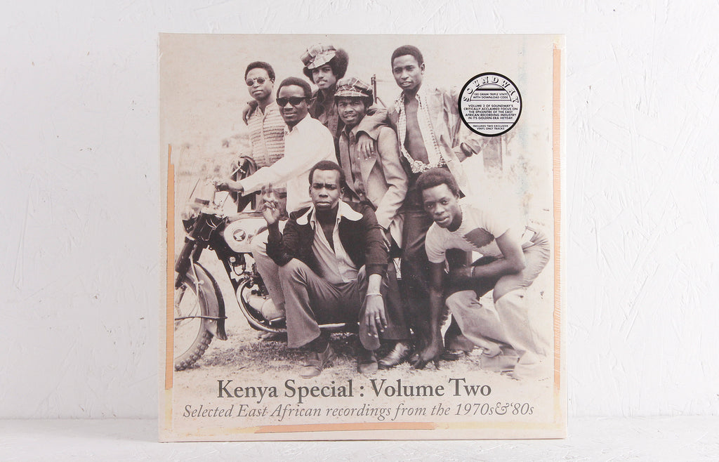 Kenya Special: Volume Two – 3-LP Vinyl