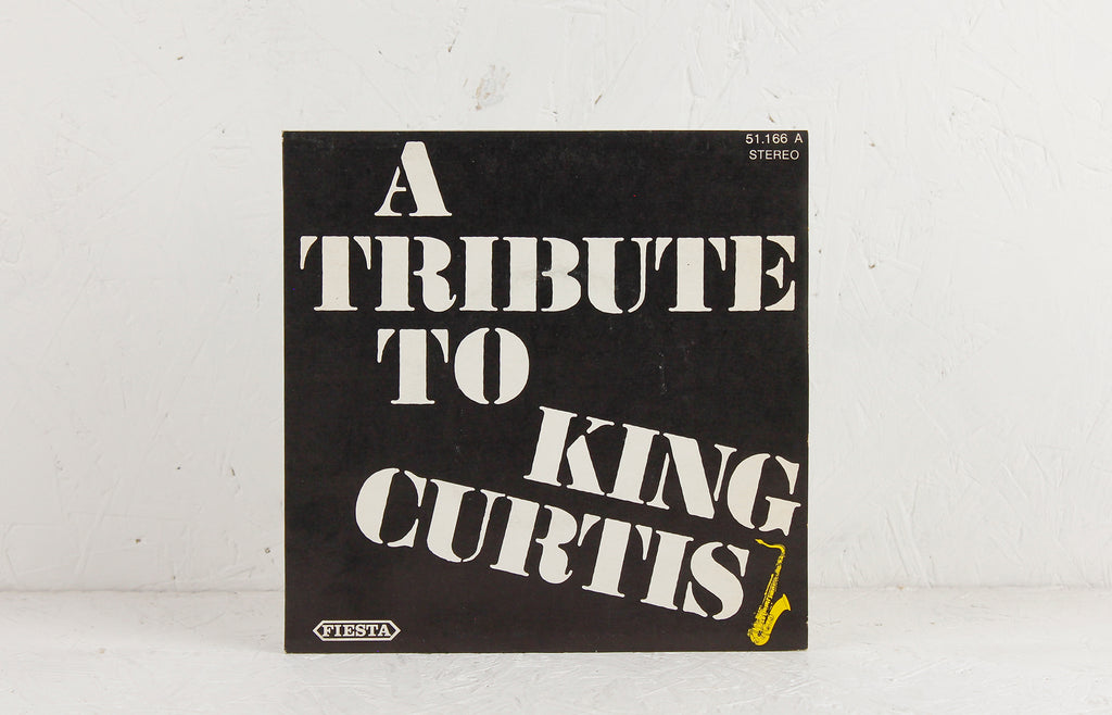 A Tribute To King Curtis – Vinyl 7""