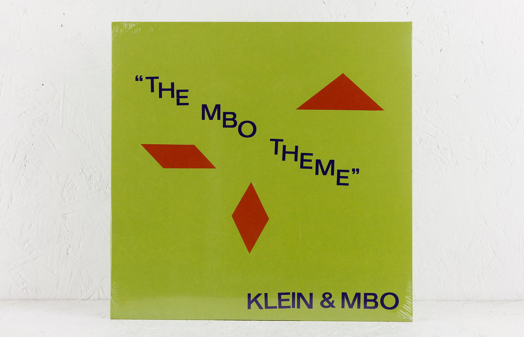The MBO Theme – Vinyl 12""