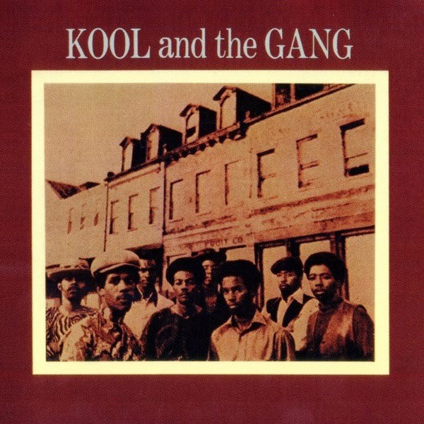 Kool & The Gang ‎– Kool And The Gang