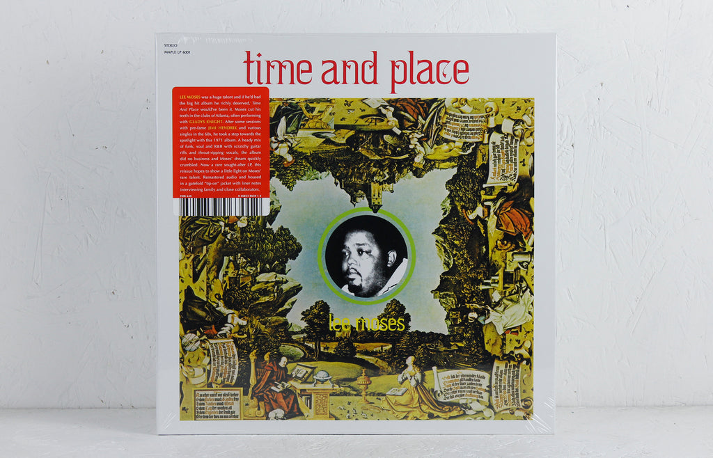Time And Place – Vinyl LP