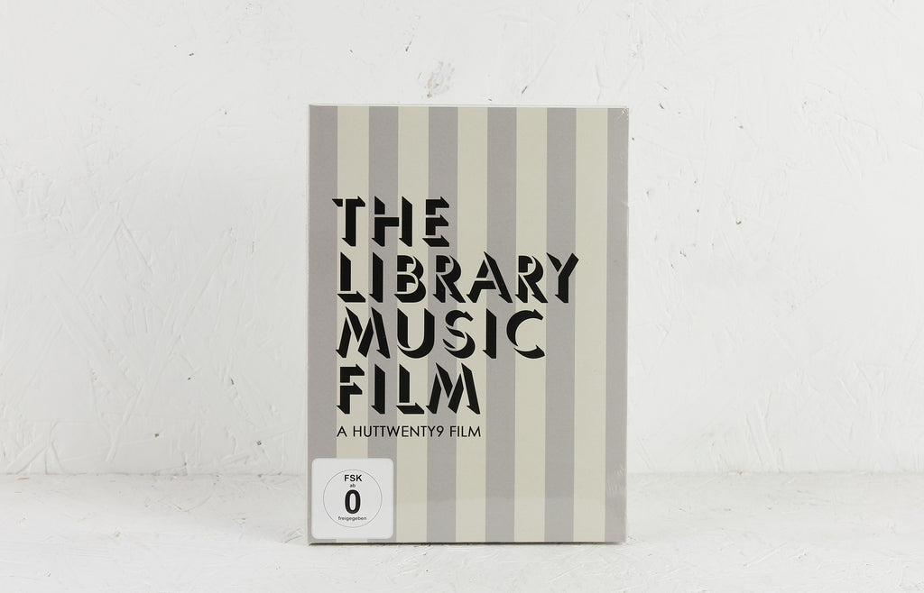The Library Music Film - DVD