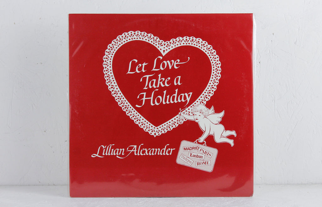 Let Love Take A Holiday – 2-LP Vinyl