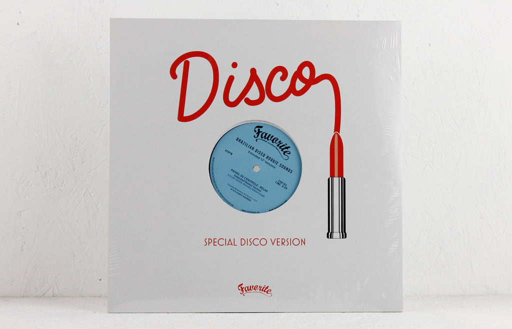 "Brazilian Disco Boogie Sounds: Extended 12"" Versions – 12"" Vinyl"