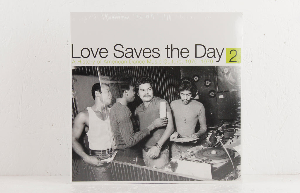 Love Saves The Day (A History Of American Dance Music Culture, 1970-1979) (Part 2)  Vinyl 2LP