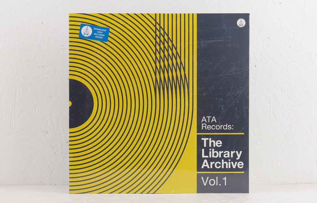 ATA Records: The Library Archive Vol. 1 – Vinyl LP