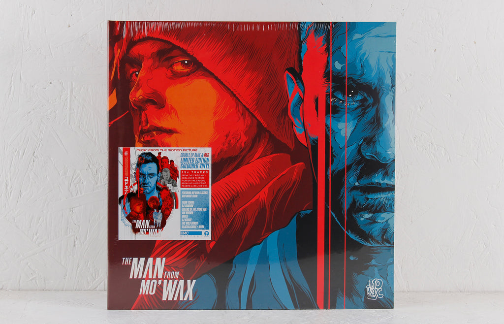 The Man From Mo'Wax – Vinyl 2LP