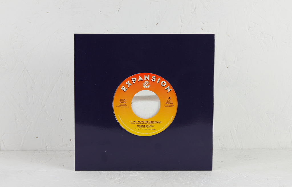 I Can't Move No Mountains – Vinyl 7""
