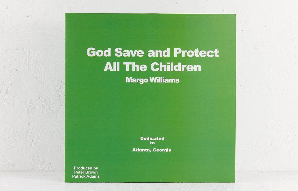God Save And Protect All The Children – Vinyl 12""
