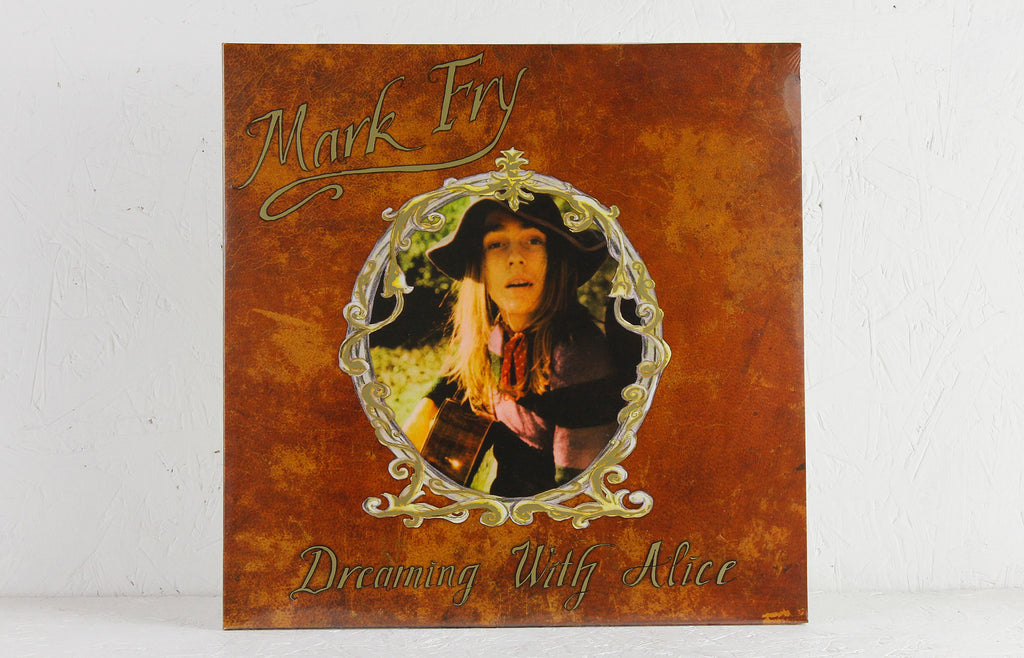 Mark Fry ‎– Dreaming With Alice – Vinyl LP
